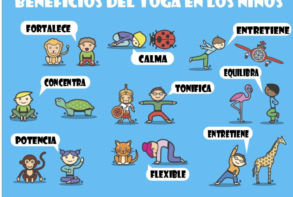 ¡Ya está aquí nuestra nueva actividad extraescolar: Yoga for Kids!