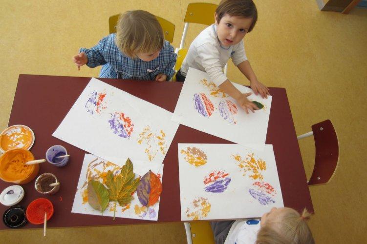 Creatividad escuela infantil zona Godella