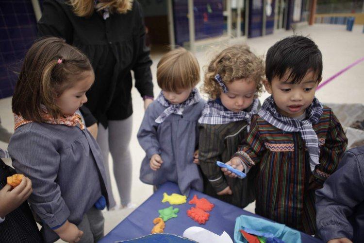 Fallas escuela infantil Godella