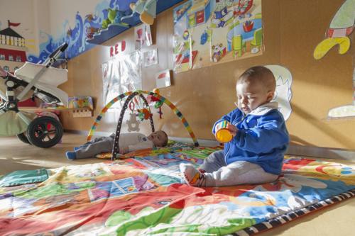 Colegio infantil en Rocafort