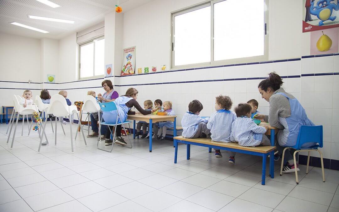 Men alergias septiembre 2017 alev n escuela infantil for Comedor de escuela