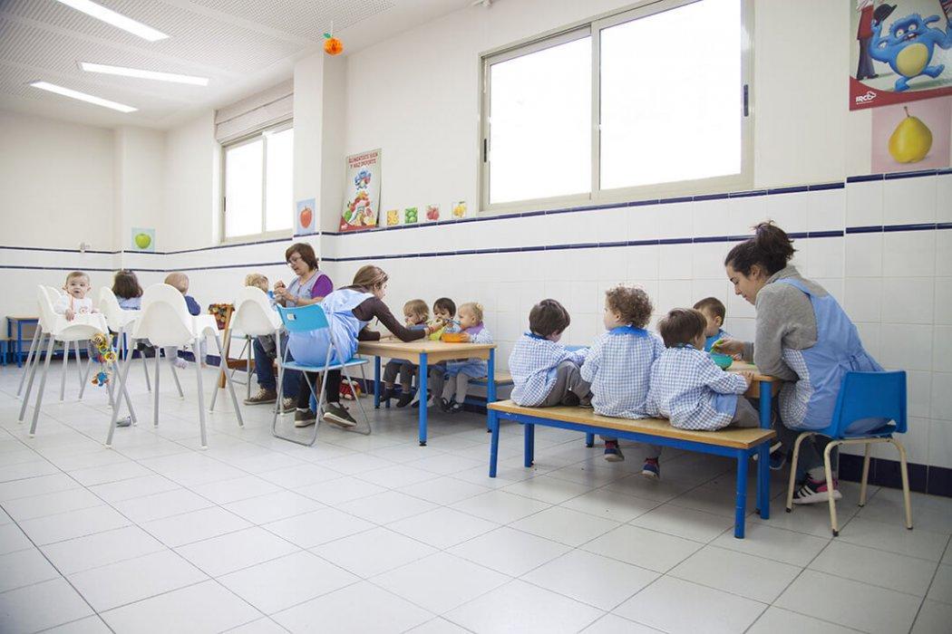 alimentación infantil sana ecologica