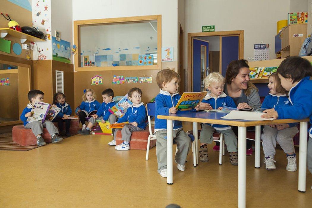 Escuela infantil Godella en inglés