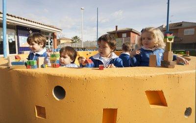 El aprendizaje significativo en infantil