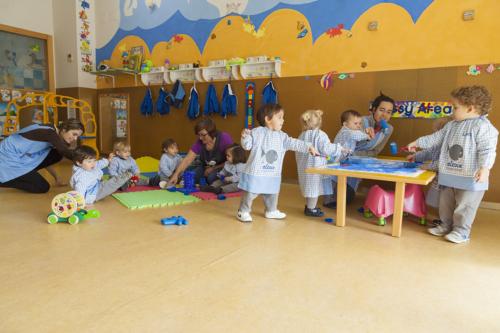 Escuela infantil educación bilingüe Godella
