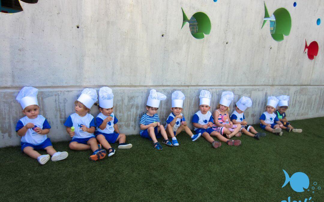 Segunda semana en la Summer School: EL PLANETA DE LOS COCINEROS