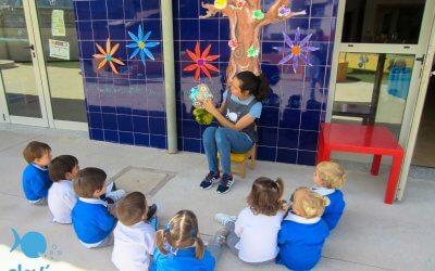 Educación bilingüe en infantil