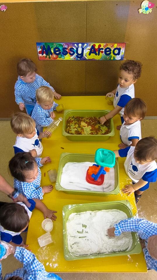importancia experimentacion niños
