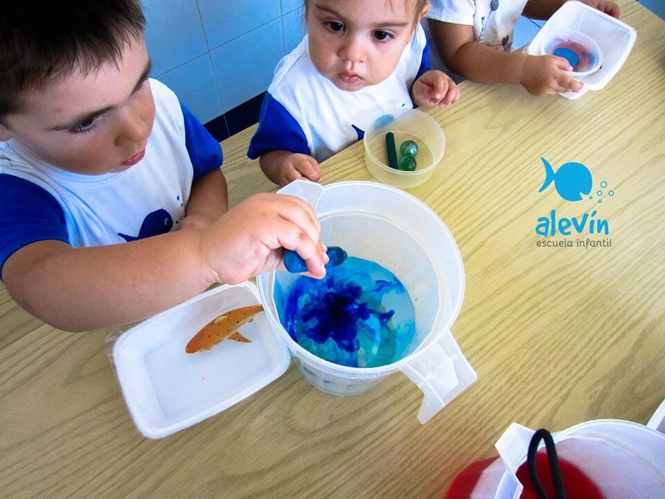 importancia experimentacion escuela