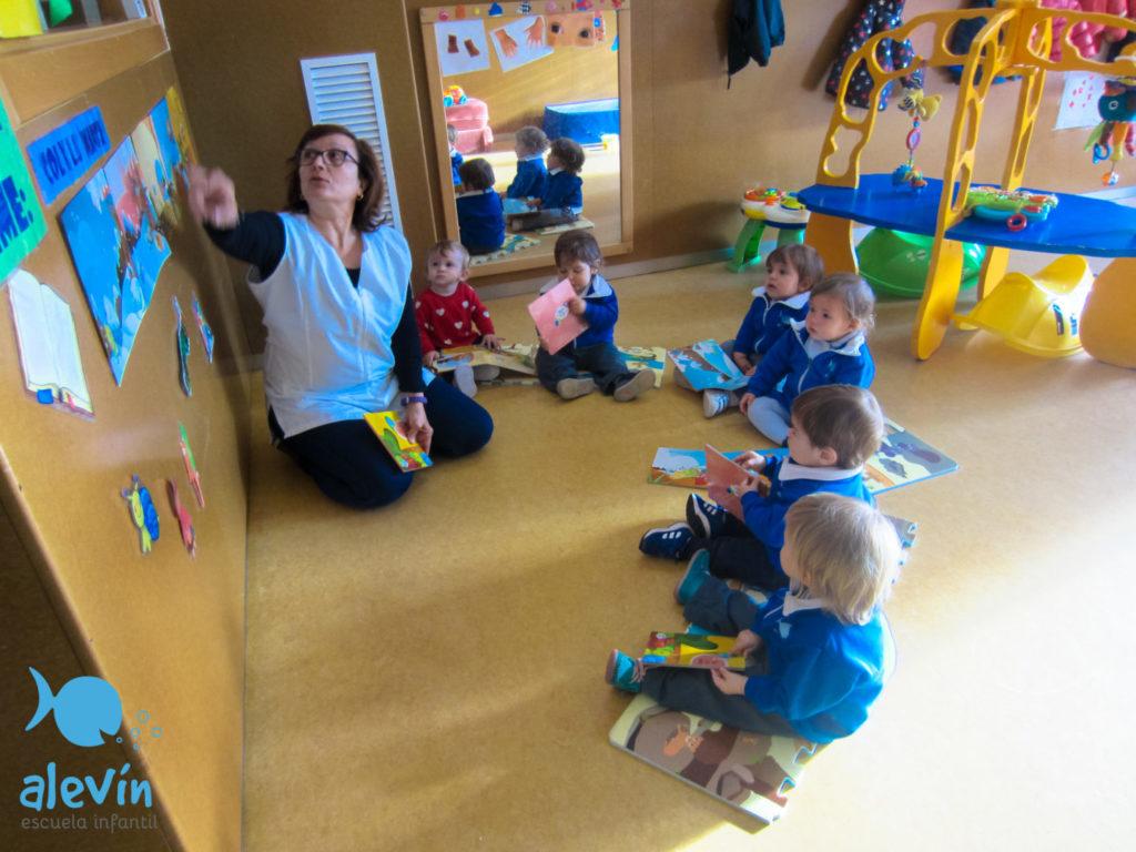 escuela infantil aprendizaje significativo
