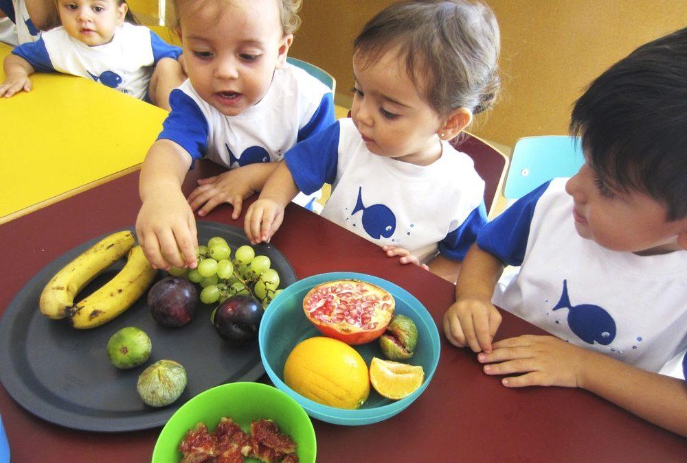 Los 4 consejos de la E.I. Alevín para introducir nuevos alimentos en los niños y niñas