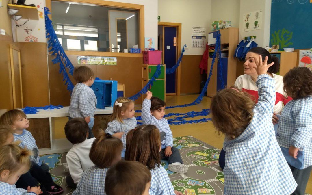 ¿Cómo pasamos las mañanas en la Escuela Infantil Alevín?
