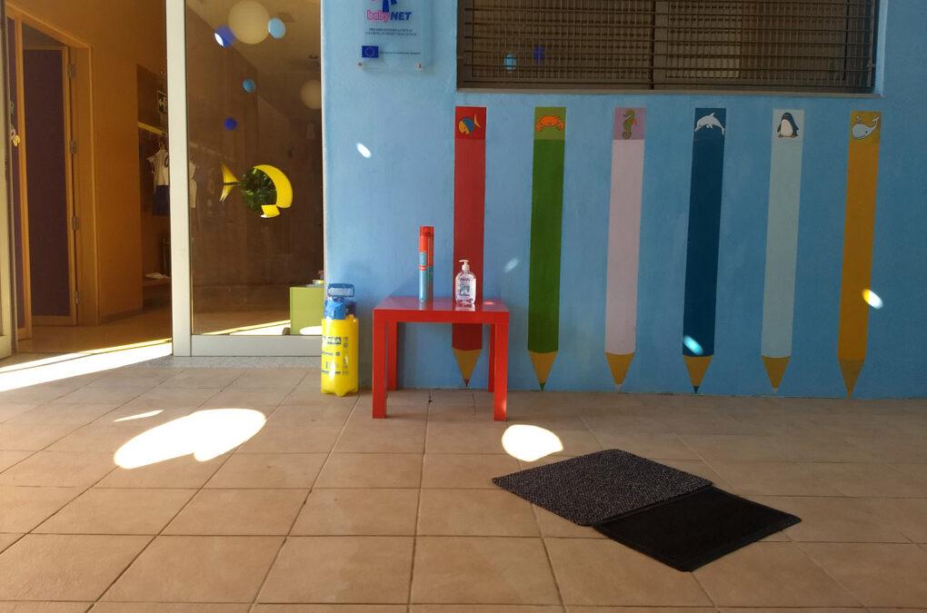 Medidas higiénicas y de seguridad en La Escuela